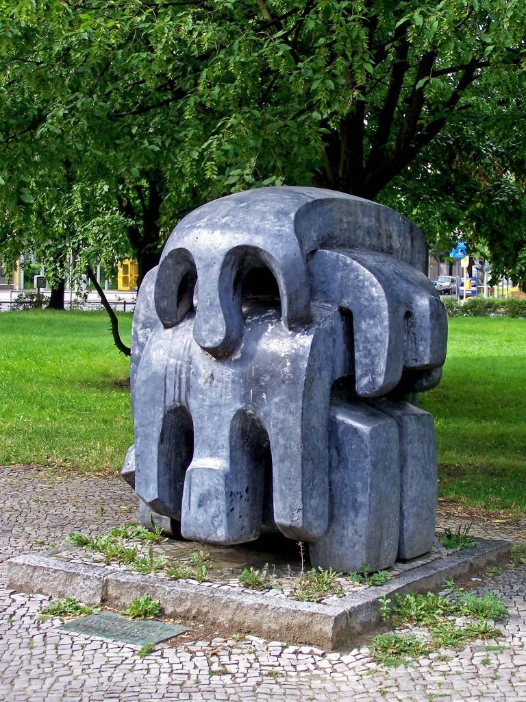 Вадим Sidur2 Треблинк( 1966 )Памятник в Берлине