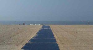 Бордвок-пляж