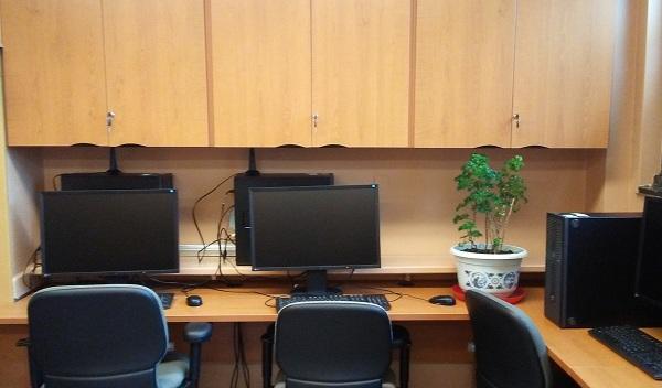 Открытие компьютерного класса в Haber House  8 Апреля 2016 г.