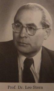 Проф. Др. Лео Штерн