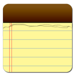 Ultimate Notepad icon 150px
