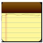Работа с программой - текстовый редактор (блокнот) Notepad. Практикум.