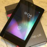 Планшет (таблетка) Nexus7