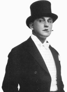 Поэт, бард Александр Вертинский.