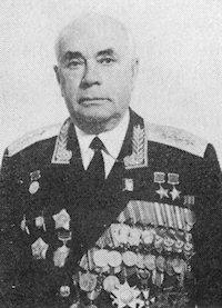 Танкист, Герой Великой Отечественной войны Д.А. Драгунский.