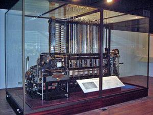 Aналитическая машина Беббиджа