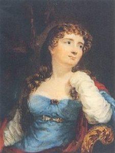 Аннабелл Байрон 1792-1860