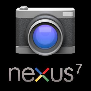 Nexus7 Camera