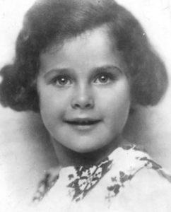 Хеди Ламарр в детстве