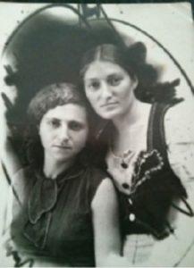 Клара и Полина. Самарканд