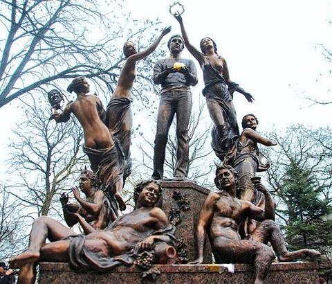 Памятник В.С.Высоцкому