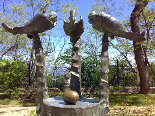 Три столпа Пушкин, Гоголь, Бабель