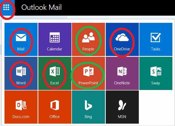 Microsoft Веб Сервисы.