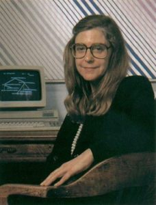 Маргарет Гамильтон. Официальное фото НАСА, 1989 го