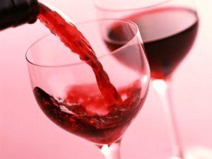 Красное вино - разрушитель бляшек в крови