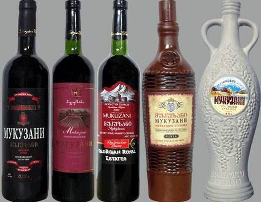 Лучшие грузинские и итальянские вина