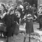 Когда горело Варшавское гетто...