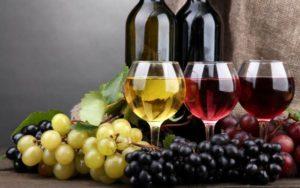 Изготовление белого вина