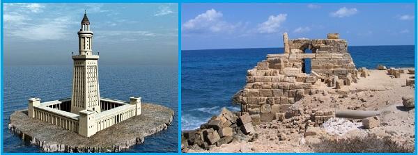 Александрийский маяк Фарос