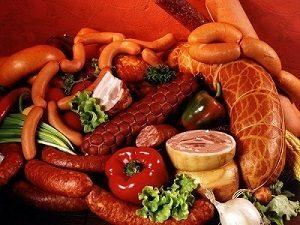 Копчености и колбасы