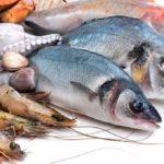 Нежирная рыба, ракообразные
