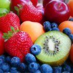 Несладкие фрукты, ягоды