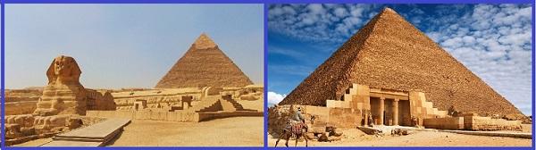 Eгипетские пирамиды
