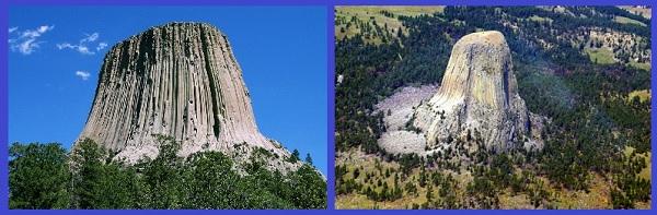 Башня Дьявола - бывший географический полюс Земли