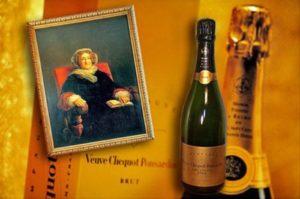 Вдова Клико и ее знаменитое шампанское