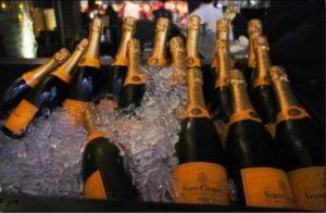 Знаменитое шампанское Veuve Clicquot