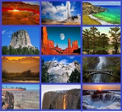 Природные чудеса США