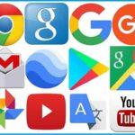 Мобильные версии GOOGLE веб-сервисов