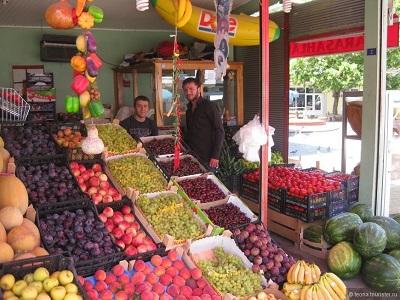 О, мой Тбилисский базар.