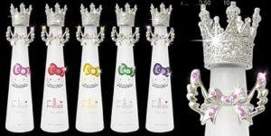 Hello Kitty luxury water $100