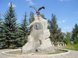 Монумент Пржевальскому
