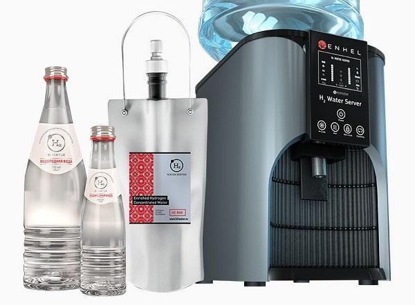 Генератор водородной воды.