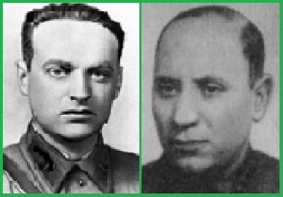 Борис Рыбкин в разные годы жизни
