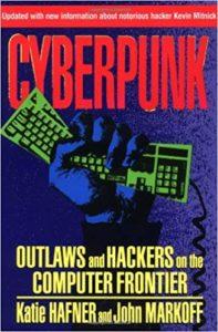 Обложка книги Cyberpunk