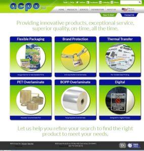 ACPO-Home page