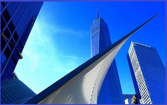 Башня Свободы ВТЦ-1 и ВТЦ-7