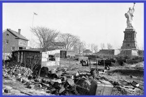 Вид на ранний форт Вуд