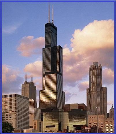 Уиллис Тауэр в Чикаго