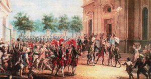 Дворцовый переворот 1762г