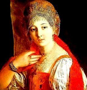 Елена Глинская