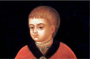 Иван IV Грозный в детстве