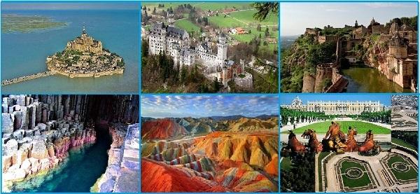 Семь Сказочных Мест Мира