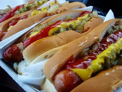 Горячие собаки – Hot-Dog на Заячьем острове (Coney Island)