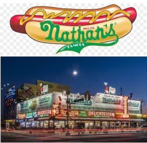 Ресторан NathanS на Coney-Island