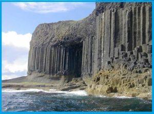 Фингалова пещера, остров Стаффа, Шотландия