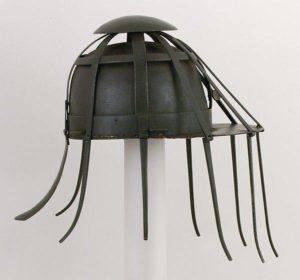 Английский шлем 1650-1700гг.